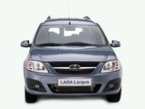 Pictures of Lada Largus (R90) 2012