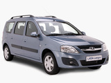 Lada Largus (R90) 2012 pictures