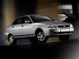 Pictures of Lada Priora  (2170) 2007