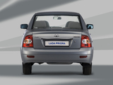 Lada Priora  (2170) 2007 wallpapers