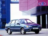 Lada Samara (2115) 1997–2012 pictures