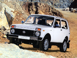 Pictures of Lada 4x4 (21214) 2009