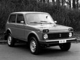 Lada Niva FI-spec 1978–94 wallpapers