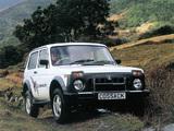 Lada Niva Cossack 4WD 1995–98 pictures