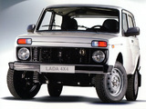 Lada 4x4 (21214) 2009 wallpapers