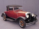 Velie Model 60 Convertible Coupe 1927 images