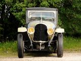 Photos of Voisin C1 Chauffeur Limousine 1919