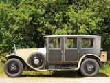 Voisin C1 Chauffeur Limousine 1919 photos