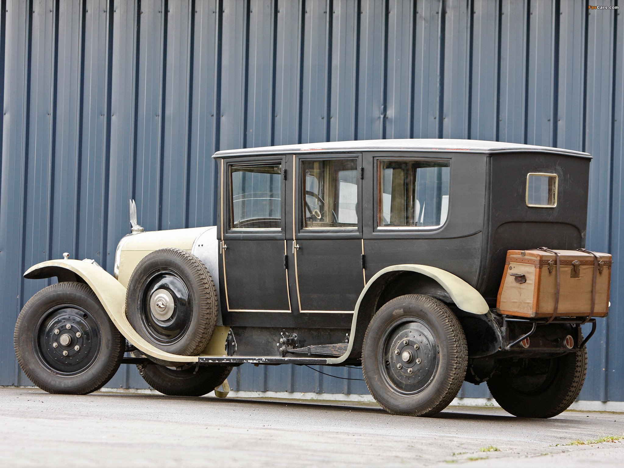 Voisin C1 Chauffeur Limousine 1919 wallpapers (2048 x 1536)