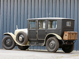 Voisin C1 Chauffeur Limousine 1919 wallpapers