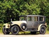 Voisin C1 Chauffeur Limousine 1919 wallpapers