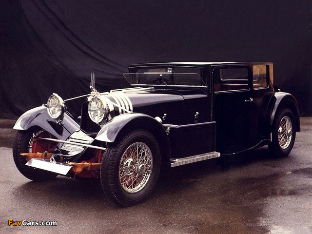 Voisin C22 V12 Coupe S 1931 wallpapers (640 x 480)