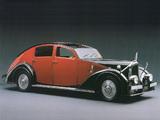 Images of Voisin C25 Aerodyne Saloon 1934–35