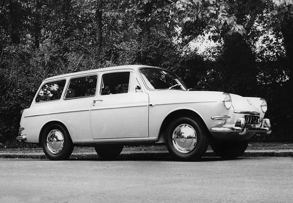 Images Of Volkswagen 1500 Variant Type3 196165