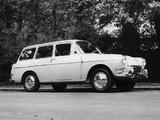 Images of Volkswagen 1500 Variant (Type3) 1961–65