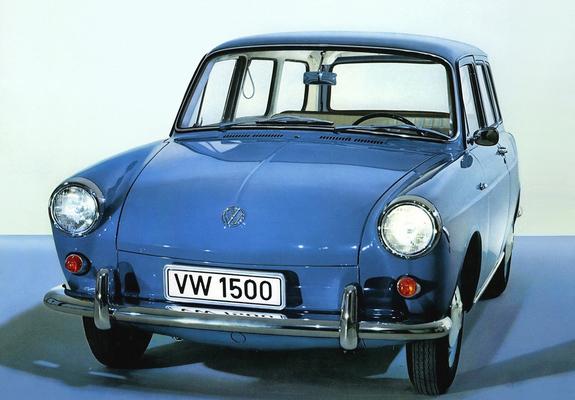 Photos Of Volkswagen 1500 Variant Type3 196165