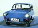 Photos of Volkswagen 1500 Variant (Type3) 1961–65
