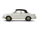 Volkswagen 1500 Notchback Cabriolet (Type3) 1961 pictures