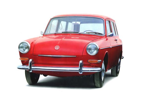 Volkswagen 1500 Variant Type3 196165 Wallpapers
