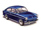 Images of Volkswagen 1600 TS Fastback UK-spec (Type 3) 1966–69