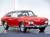 Karmann Volkswagen 1600 TL Prototype 1965 pictures