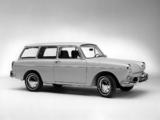 Volkswagen 1600 Variant (Type 3) 1966–69 pictures