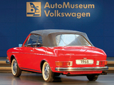 Images of Karmann Volkswagen 411 Cabriolet Prototype 1968