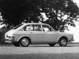 Volkswagen 411 4-door Sedan (Type4) 1968–72 pictures
