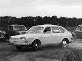 Volkswagen 411 4-door Sedan (Type4) 1968–72 wallpapers