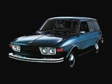 Volkswagen 412 Variant (Typ 4) 1972–74 pictures