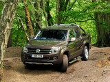 Images of Volkswagen Amarok Double Cab Highline UK-spec 2010
