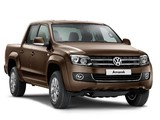 Photos of Volkswagen Amarok Double Cab Comfortline 2010