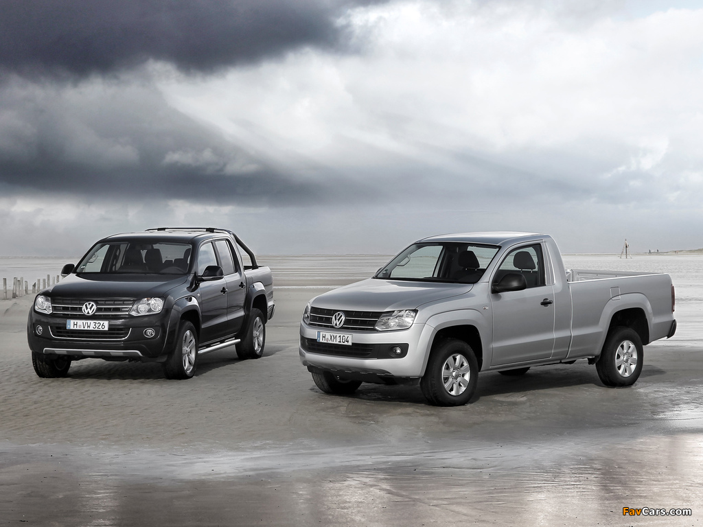 Pictures of Volkswagen Amarok (1024 x 768)