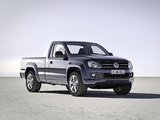 Pictures of Volkswagen Amarok Single Cab Comfortline 2010
