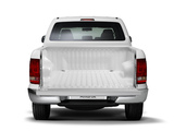 Pictures of Volkswagen Amarok Double Cab LWB 2011