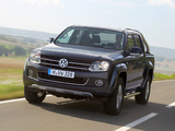 Pictures of Volkswagen Amarok Double Cab Highline BlueMotion 2011