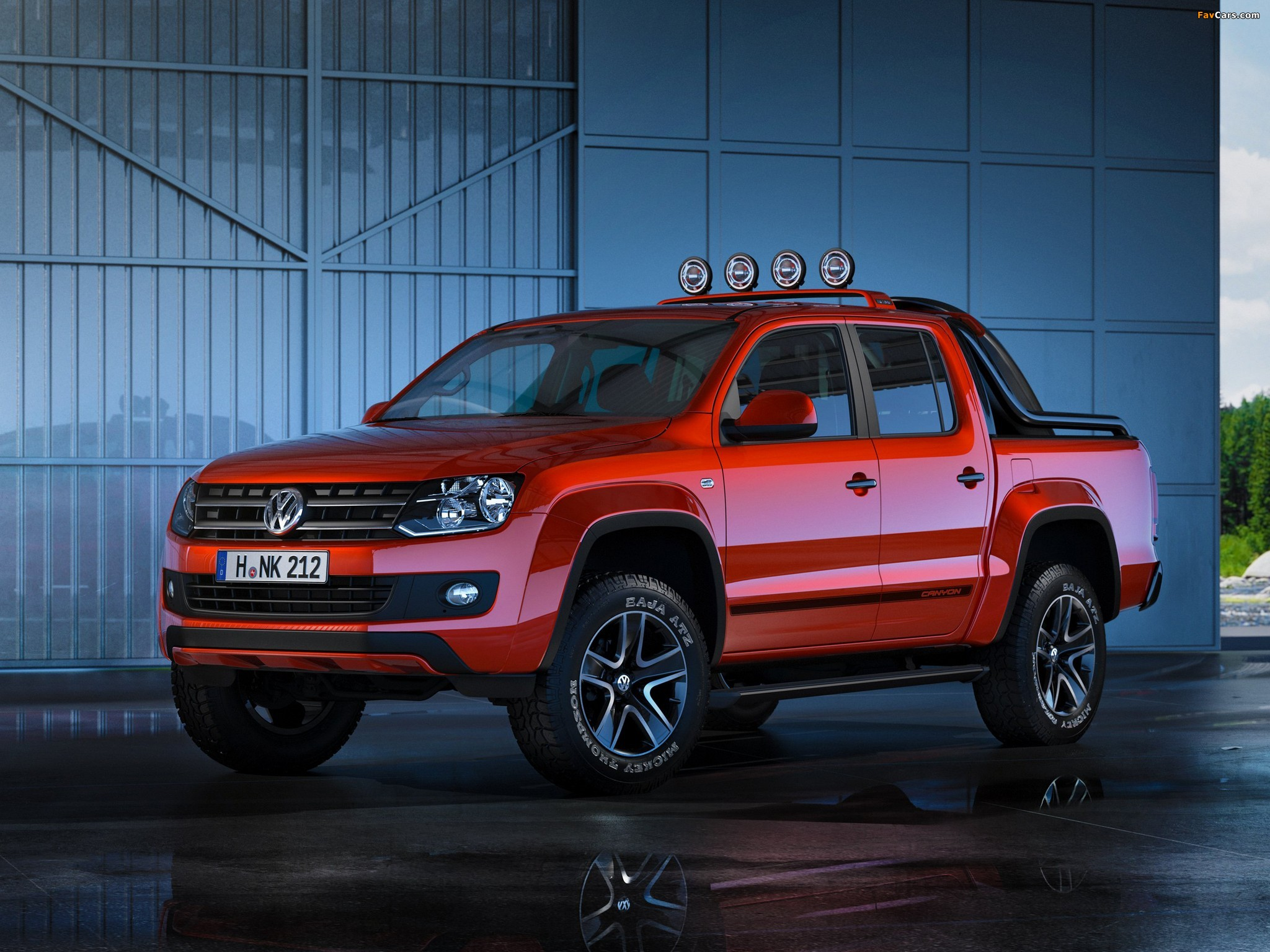 Pictures of Volkswagen Amarok Canyon Concept 2012 (2048 x 1536)