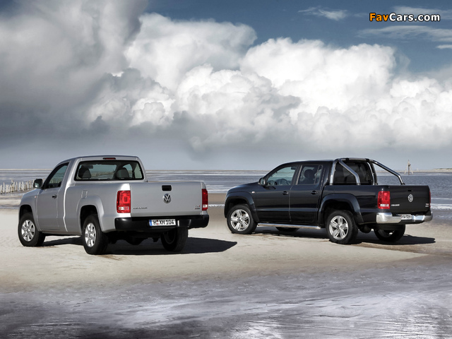 Pictures of Volkswagen Amarok (640 x 480)