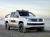 Volkswagen Pickup Concept 2008 wallpapers