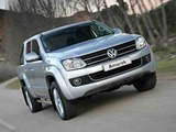 Volkswagen Amarok Double Cab Highline ZA-spec 2010 images