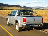Volkswagen Amarok Double Cab Highline 2010 images