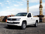Volkswagen Amarok Single Cab Comfortline ZA-spec 2010 images