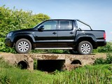 Volkswagen Amarok Double Cab Trendline UK-spec 2010 images