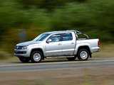 Volkswagen Amarok Double Cab Highline 2010 photos