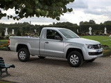 Volkswagen Amarok Single Cab Comfortline 2010 photos