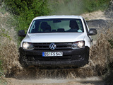Volkswagen Amarok Double Cab Trendline 2010 photos