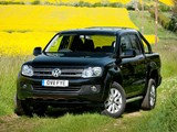Volkswagen Amarok Double Cab Trendline UK-spec 2010 pictures
