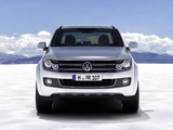 Volkswagen Amarok Double Cab Highline 2010 pictures