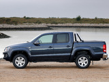 Volkswagen Amarok Double Cab Highline ZA-spec 2010 pictures