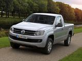 Volkswagen Amarok Single Cab Comfortline 2010 pictures